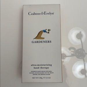 New Crabtree & Evelyn gardeners hand cream